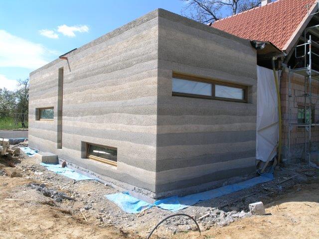 Lehmdesign - Nachhaltig bauen mit Lehm | einfach Lehmdesign